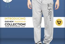 Track the trend! / Designed using the softest imported heavy fleece we have created a collection of cuffed sweatpants and #workout fleece #shorts
