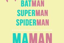 Humour du jour / Pour tous les SuperPapas et SuperMamans... mais nos bambins on les aime dans toutes les situations #humourdujour #solidarité