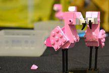 Flamingo Love : )