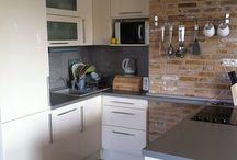 Kitchen / Bricks in the Kitchen
