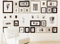 Framed / Pleasing ways to group frames / by Leslie Rehlaender