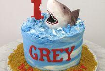 cumple tiburón