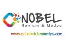 Nobel Reklam ve Medya / nobelreklammedya.com ~Logo tasarım.matbaa.fotoğraf çekimi.yazılım.web sitesi.plastik card.sosyal medya reklam hizmetleri