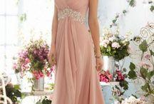 Bridesmaid dresses :)