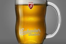 Budweiser Budvar, Glass