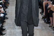 férfi szürke öltözet ősz/tél
