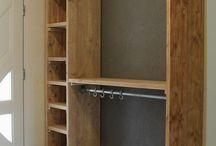 Closet/Lemari Dinding
