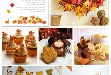 Fabulous Thanksgiving/Fall Ideas / by Chronicles of a Boy Momma
