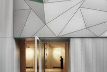 inspirations for work / Architecture, interior design