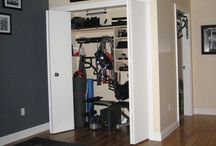Workout space!