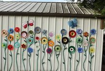 Art shed