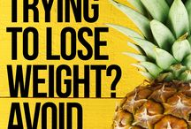 Fruits to avoid for weight loss