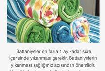 Battaniye Yorgan Yıkama