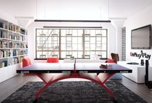 Table Tennis in the Office / Table tennis & ping pong is an integral part of the modern office.