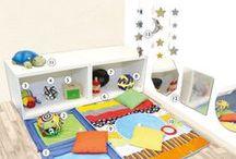 Aménagement Montessori