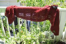 Crochet Patterns / by Mary Miller