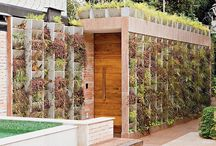 Green Roof / creative uses for roof gardens