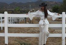 Country Wedding dress inspiration