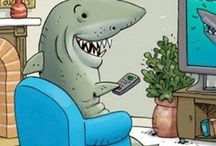 Shark week / by Christina Garcia