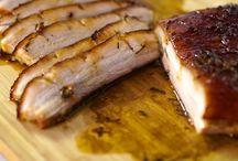culinária - carne suína