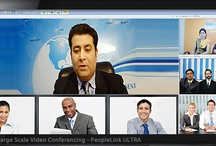 Large Scale Video Conferencing - PeopleLink ULTRA