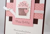 Stampin Up Creat a Cupcake