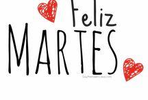 ~ MARTES ~