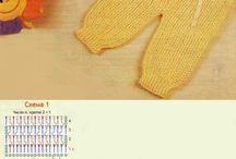 kötött ruhácskák