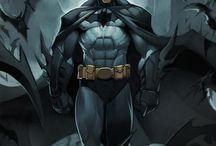 Comics and Superhero Art