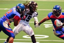 Cape Fear Heroes / The Cape Fear Heroes are a professional indoor football team. They are members of X-League Indoor Football (X-League). The Heroes play all home games at the Crown Complex.