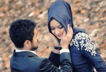 Muslim in love