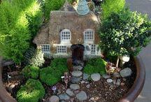 Mini fair garden