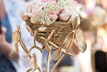 Love Birds / Bird-inspired weddings, photo shoots, and parties.