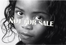 End human trafficking / by Eugenia Snyder