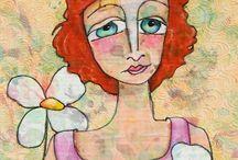 Artist Terri Stegmiller