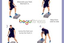 BEGU FITNESS / Here you will find a lot of our fitness videos, which give you tips on how to get fit.
