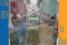 UNK BEN / Experimental industrial nu-jazz mashed with unbridled passion
