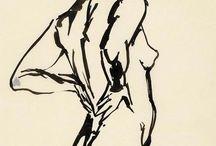 sketch/nude