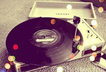 Vinyl Audio Retro