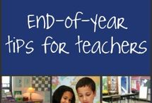 End of the Year (Packing Up Your Classroom) / From math supplies to classroom games, from bulletin board supplies to math workbooks, this board has great products for classroom organization and ideas on making the most of the end of the year! / by Carson-Dellosa Publishing