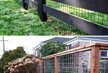 Заборы   Fences
