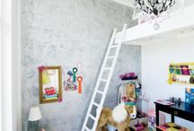 Ideas for the Girls Rooms