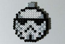 Hama beads / All hama beads I've done