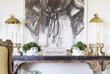 - Console Table Styling - / by Natalia Zamarlik