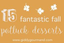 Giddy Gourmand Favorite Recipes