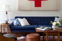 Interior Design Inspirations / by Ginger Barela Truex