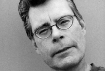 Stephen King / by Desiree Elliott