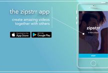 This is how it works! / Want to know more about zipstrr? Take a look here and zip it non stop!  #zipstrr #videoapp #create #perspectives #code #infilmunited #zipit #berlinstyle #onecode #yourvideo #ourworld