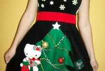 Christmas-Tacky Christmas / by Courtney Selman