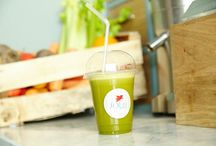 Juices At Souli / We make fresh juices from scratch before your eyes; delicious and incredibly healthy!